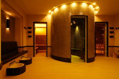 Romantik Wellnesshotel Diedrich: Wellness/Spa