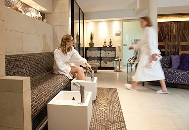 Wellings Romantik Hotel zur Linde: Wellness/Spa